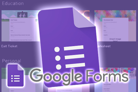Google Forms – handleiding